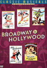 The Classic Musicals Collection, Broadway to Hollywood (DVD 5-Film Box Set)
