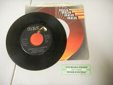 CLIFF COCHRAN the rose is for today/love me like a stranger JUKEBOX STRIP   45