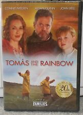 TOMAS AND THE RAINBOW (DVD 2009) RARE FAMILIES FILM 20TH ANNIVERSARY BRAND NEW
