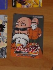 DRAGON BALL Z DBZ PP AMADA PART 29 CARDDASS CARD REG CARTE 1285 MADE IN JAPAN NM