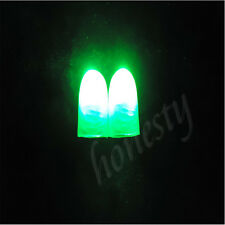 2x Magic Light Up Thumbs Coloured Finger Trick Light Anywhere Flashing Xmas Gift