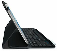 Logitech Ultrathin Bluetooth Keyboard Folio Case Samsung Galaxy Tab 3 10.1""