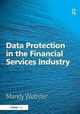 NEW - Data Protection in the Financial Services Industry