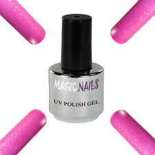 UV Polish Soak Off Gel Nail Art Nagellack Farbe # Pretty Pink