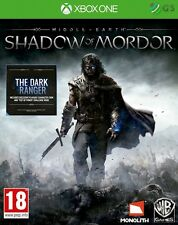 3319 shadow of Mordor & dark ranger dlc XBOX ONE * nouveau scellé pal *
