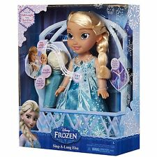 Official Disney Frozen Sing-a-Long with Elsa Doll