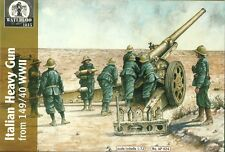 Waterloo 1815 - 024 - Italian Heavy Gun from 149 / 40 WWII - 1:72