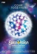 EUROVISION SONG CONTEST 2016 (Stockholm) 3 DVD SET (2016)