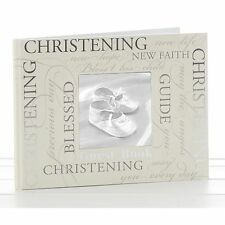 Christening Guest Book (script design) NEW Keepsake Gift  26572