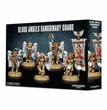 Blood Angel sanguinary Guard-Warhammer 40.000 40k-GAMES WORKSHOP Marines