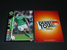 ANTHONY LE TALLEC AS SAINT-ETIENNE ASSE VERTS PANINI FOOTBALL CARD 2004-2005
