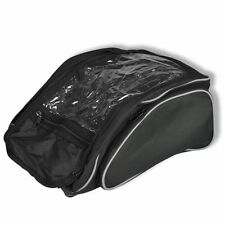 NEW MAGNETIC MOTORCYCLE MOTORBIKE TANK BAG WITH RAIN COVER 21ltr