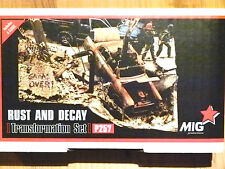 MIG Productions Rust And Decay Colour Transformation Set For Models