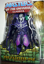 MOTU Matty Classics Faceless One  NEW  Ship Worldwide FREE SHIP US