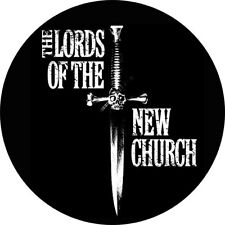 CHAPA/BADGE THE LORDS OF THE NEW CHURCH . pin button stiv bators dead boys damne