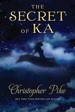 The Secret of Ka by Christopher Pike (2010, Hardcover) - Ex Lib....