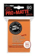 60 Ultra Pro Pro-Matte Small Mini Size Deck Protector YuGiOh Card Game Sleeves