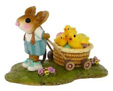 CHOCK FULL OF CHICKS by Wee Forest Folk, WFF# M-340b, Limited Edition 2012
