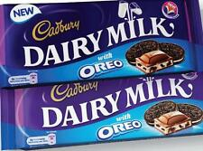 Cadbury Dairy Milk Chocolate Filled With Oreo 120g Imported Chocolate Very Tasty