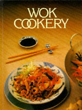 Wok Cookery (Rainbow Books)  Very Good Book
