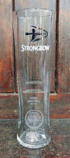 Strongbow Pint Glass - New Tall Design CE Mark - UNUSED