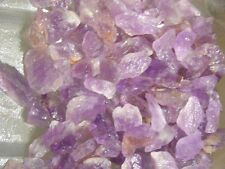 Amethyst mine rough crystal Brazil  1/2 to 1 1/2 inch 1/2 pound lots