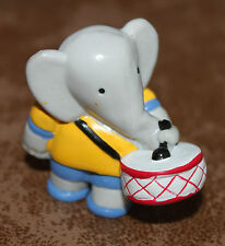 Figurine Playstoy Babar Pomtambour 1996