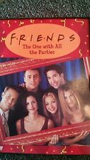 Friends: The One with All the Parties [TARGET EXCLUSIVE DVD] [RARE AND OOP]