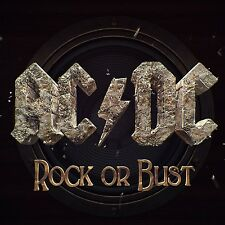 AC/DC - ROCK OR BUST  VINYL LP + CD NEU