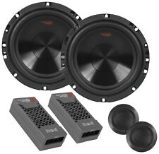 """Cerwin Vega H465C Hed Mobile Series 6.5"""" 2-Way Component Speaker System 360W Max"""