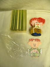 """Vintage Western Union Dolly Gram Boxed Promotional Gift Doll """"Just To Say"""" (6)"""