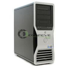 Dell Precision T7500 Tower Workstation Barebone (Case Motherboard Heatsink PSU)
