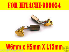 Carbon Brushes For HITACHI 999054 12V 14V 18V WH10DL DS18DL G18DL WH18DL  DV18DL