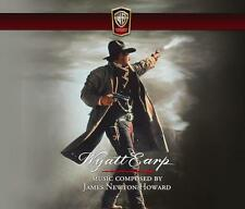 Wyatt Earp - 3 x CD Complete Score - Limited 3000 - James Newton Howard