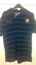 FC Barcelona Football Club Official Match Day Players Merchandise Polo Shirt