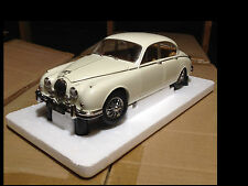 1962 Jaguar Mark 2 WHITE 1:18 Model Icons 10003