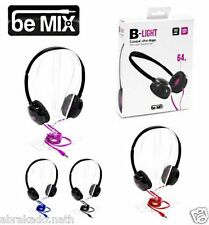 1 CASQUE STEREO ULTRA LEGER 64G MP3 PC TABLETTE SMARTPHONE