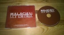CD Indie Malachai - Let Em Fall (1 Song) Promo DOUBLE SIX / DOMINO REC sc