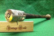 Vintage Gold Blacksmith Biker Demolition Axe Fish Tire Thumper Custom Polished