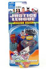 DC Justice League Unlimited MISSION VISION SUPERMAN Action Figure JLU Mattel