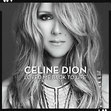 CELINE DION Loved Me Back To Life CD NEW/UNPLAYED Stevie Wonder Ne-Yo