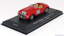 1:43 Ixo Ferrari 166 MM Winner Le Mans 1949 Chinetti