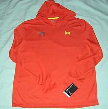 TapouT Hooded L/S Warm Up Fitness Top  - 2XL - NWT