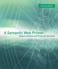 Frank van Harmelen, Grigoris Antoniou A Semantic Web Primer, second edition (Coo