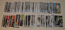 FULL SET Topps Star Wars FORCE ATTAX The Force Awakens: 160 BASE cards (#1-160)