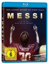 Messi [Blu-ray] *NEU* Lionel Messi FC Barcelona Dokumentation 2016