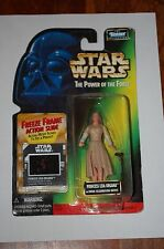 Princess Leia Ewok Celebration-Star Wars-Power of the Force Freeze Frame-MOC