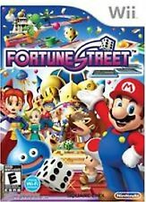 Fortune Street w/ Super Mario NEW factory sealed Nintendo Wii