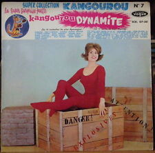 SUPER SURPRISE-PARTIE KANGOUROU DYNAMITE N°7 CHEESECAKE FUN COVER  FRENCH LP