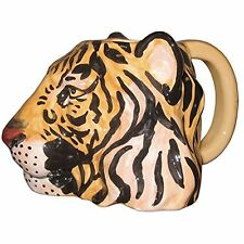 Tiger Ceramic Mug 14 oz by Westland Gifts